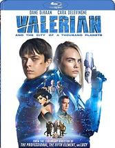 Valerian and the City of A Thousand Planets (Blu-ray + DVD)