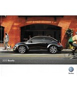 2013 Volkswagen BEETLE sales brochure catalog US 13 VW 2.5L TDI Turbo - $9.00