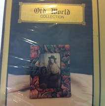 Old World Collection Complete 5x7 Fabric Frame Making Kit #4405 DIY Craf... - $20.55