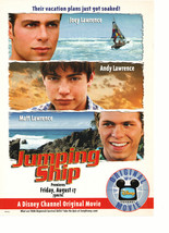 Joey Lawrence Matthew Lawrence Andy Lawrence teen magazine pinup clipping Jumpin