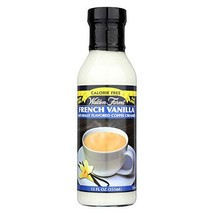 Walden Farms French Vanilla Calorie-Free Creamer, 12 Fl Ounce Pack of 6