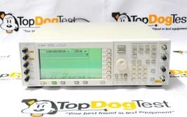 """Hp Agilent Keysight E4432B 3GHz Digital Signal Generator und H99 """" Garan... - $2,762.07"""
