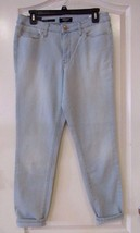 NINE WEST JEANS GRAMERCY SKINNY ANKLE JEANS New Moon Blue Women's Sz 4 o... - $23.66