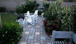 """12 Paver Molds Make 100s of 6x6x1.5"""" Castle Cobble Stones for Pennies. FAST SHIP image 6"""