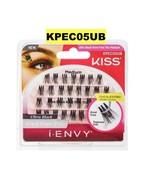 I ENVY by KISS INDIVIDUAL LASHES ULTRA BLACK KNOT FREE TRIO MEDIUM KPEC05UB - $5.93