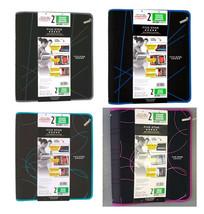 "Five Star 2"" Xpanz Zipper Binder with Internal Zipper Pocket, You Pick T... - $15.88"