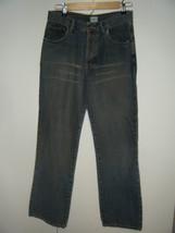 Womens Calvin Klein Button Fly J EAN S Size 7 Worn A Few Times - $22.49