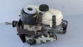 88-89 Jeep Cherokee XJ Bendix ABS Brake Master Cylinder Pump Actuator Controller image 7