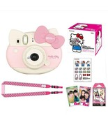 Fujifilm Instax Mini 8 Hello Kitty(Pink With Case Bag Set) - $162.77