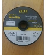 RIO Powerflex Wire Bite .024in 40lb Fishing Line - $22.93