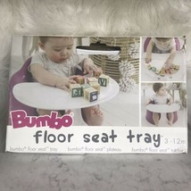 Bumbo Floor Seat Tray | For 3-12 m | - $29.65