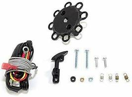 Pro Series R2R Distributor for Ford 351W Windsor, V8 Engine Black Cap image 9