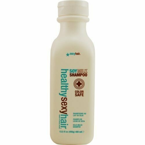 Primary image for SEXY HAIR SOYMILK SHAMPOO 13.5 OZ / 400 ML