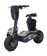 MotoTec Mad 1600w 48v Electric Scooter - $1,199.00