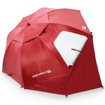 Sport-Brella 9' XLPortable Beach / Camping Weather Shelter Family Umbrel... - $87.33 CAD