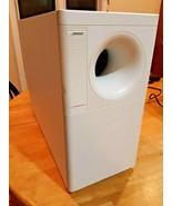 Bose Acoustimass White 30 Series II Powered Subwoofer Speaker Parts or r... - $89.09