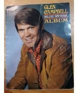 Glen Campbell Deluxe Souvenir Album, Songbook 1969 - $12.86