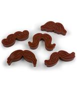 Fred & Friends MUNCHSTACHE 5 Moustache Cookie C... - $9.99