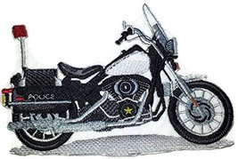 Hot Rods on a Canvas Beautiful Bikers Patch Collection [Police ] [Americ... - $12.86