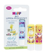 1 HiPP Baby LIP protection chapstick with ORGANIC Almond Oil  FREE SHIPPING - $8.90