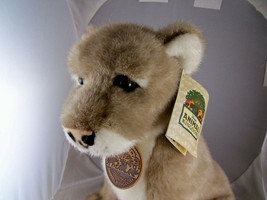 """Aurora Lioness Disney's Classic animal kingdom 13"""" new with tags Mint condition - $22.76"""