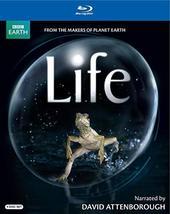 BBC Earth: Life - 4 Disc Blu-ray