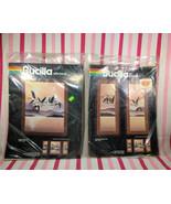 NEW Beautiful MOD 1970's Bucilla Stitchery Geese Graphic Kits •Complete ... - $35.00