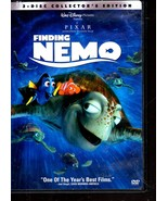 DVD - Finding NEMO - 2 Disc Collector's Edition - $9.95