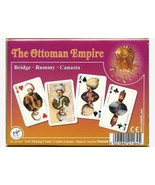 Ottoman Empire Playing Cards Amazing Non-Standard Double Deck by Piatnik... - $23.21