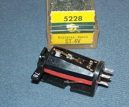 Electro-Voice EV 5228 CARTRIDGE NEEDLE Genuine Varco Vaco ST-4V Varco ST-5V image 1