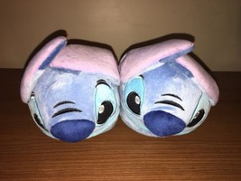 Kids Disney Store Lilo & Stitch Plush Costume Slippers Shoes Boys Girls ... - $19.79