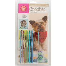Boye I Taught Myself To Crochet Pet Clothes- - $17.76