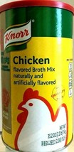 Knorr Chicken Flavored Broth Mix 35.2 oz ( Pack of 6 ) - $113.84