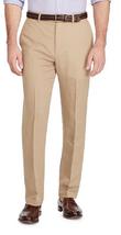 Ralph Lauren Men's Classic Fit Flat Front Pants, Khaki, Size 34X30, MSRP $125 - $69.29