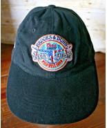 Brooks & Dunn 2002 Concert Tour Hat Neon Circus Wild West Show Cap Count... - $24.18