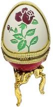 Kingspoint Design Ornate Egg Trinket - $99.98