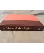You and Your Rights by Reader's Digest Editors (1982, Hardcover) - $19.80