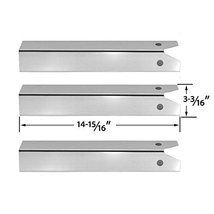 3 PACK Stainless Steel Heat Plate for Great Outdoors Pinnacle TG475-2, TG475-2 a - $33.73