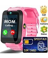 Kids Smart Watch Plus - [Included SIM Card] Kids Smartwatch Phone Girls ... - $37.16