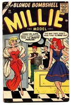 Millie the Model #94 1960-Marvel--GGA-paper dolls - $94.58