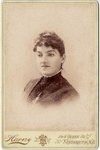 Mrs. Viola Brooks Cabinet Photo - Fredericton, New Brunswick, Canada - $17.50