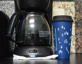 Coffee Lid With Hidden Camera - $299.00