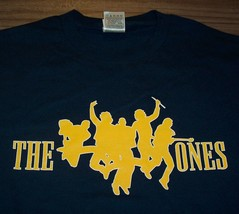 The Ones Electronic Dance Music Band T-Shirt Medium New - $19.80