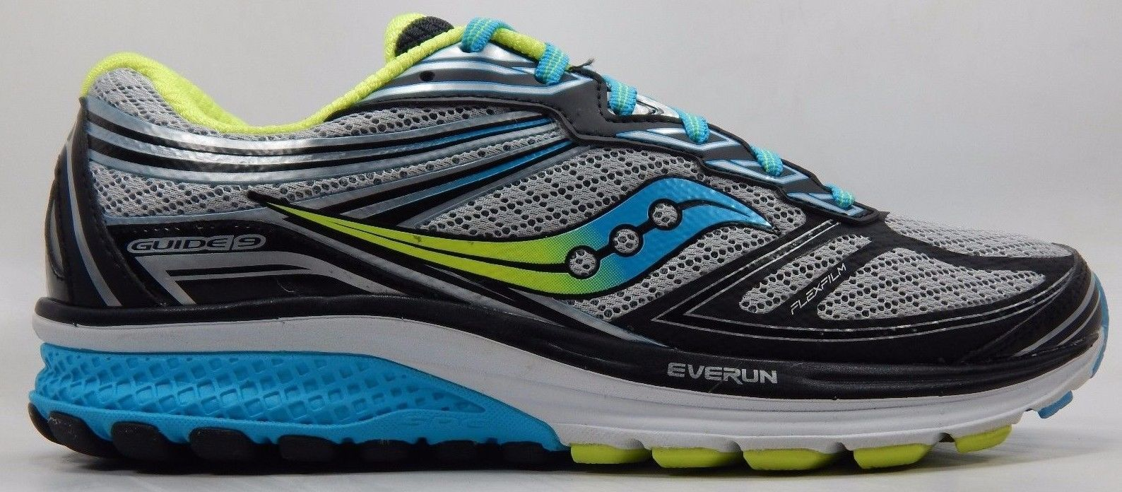 Saucony Guide 9 Women's Running Shoes Size US 10.5 2A NARROW EU 42.5  S10297-1