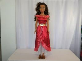 Disney Elena Of Avalor My Size Barbie Doll 3ft Tall - $62.38