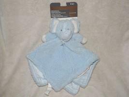 Blankets & Beyond Blue Elephant Nunu - Security Blanket and Beyond Sherpa Lovey - $23.56
