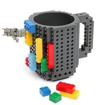 OSOPOLA Build-On Brick Mug Building Blocks Coffee Cup Creative DIY Party... - $37.07