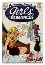 Girls' Romances #142-D.C. ROMANCE-SILVER Age Comic Book - $22.35