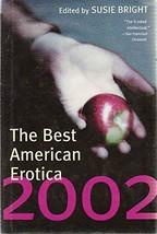 The Best American Erotica. 2002 [Hardcover] Susie Bright image 1