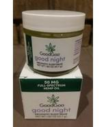 GoodGoo-- Goodnight-- Aromatic Sleep Salve-- 1.82oz NIB - $25.00